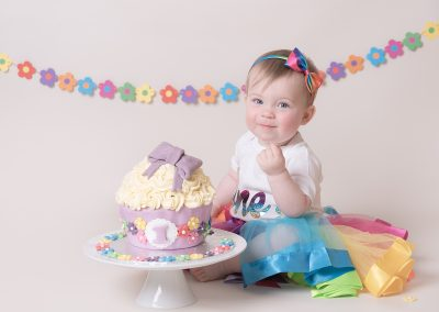 cake smash photo shoot norwich (2)